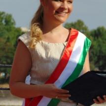 Sipos Ágnes Regina szertartásvezető