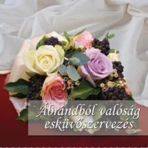 Ábrándból Valóság Esküvőszervezés